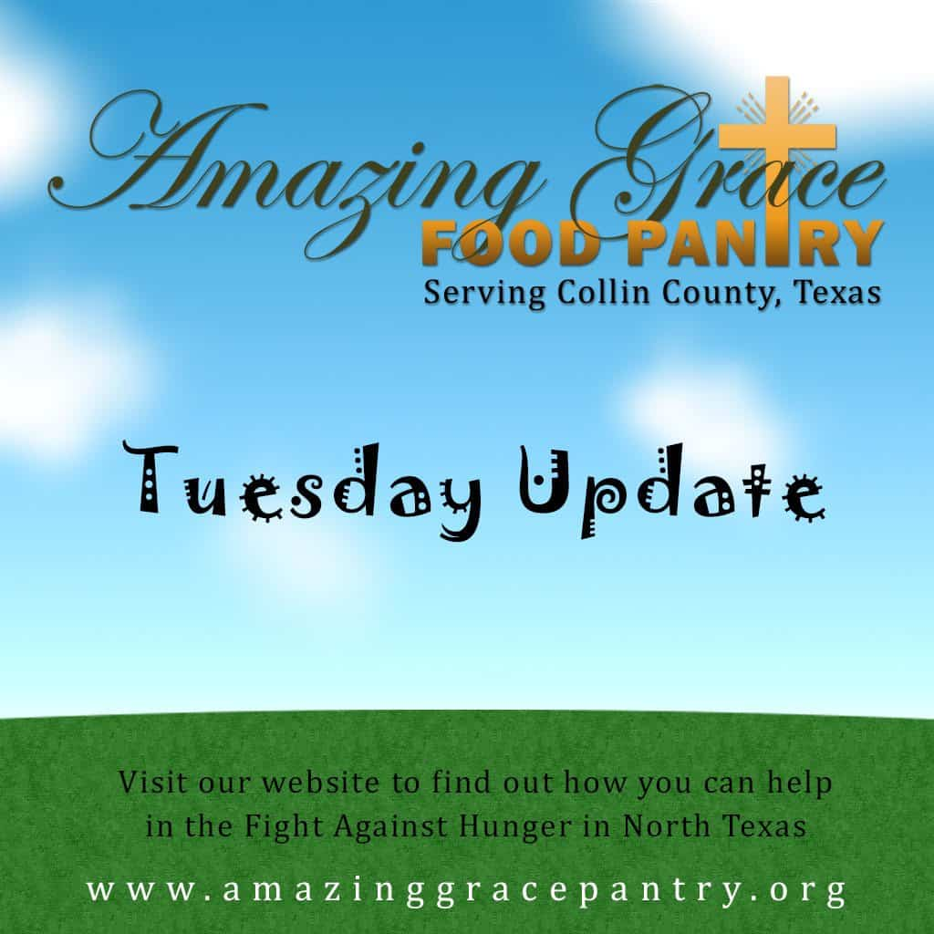 Tuesday Update 8/2/2016 1