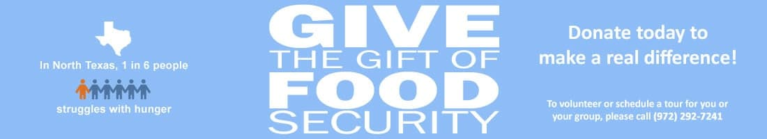 Give the Gift of Food Security