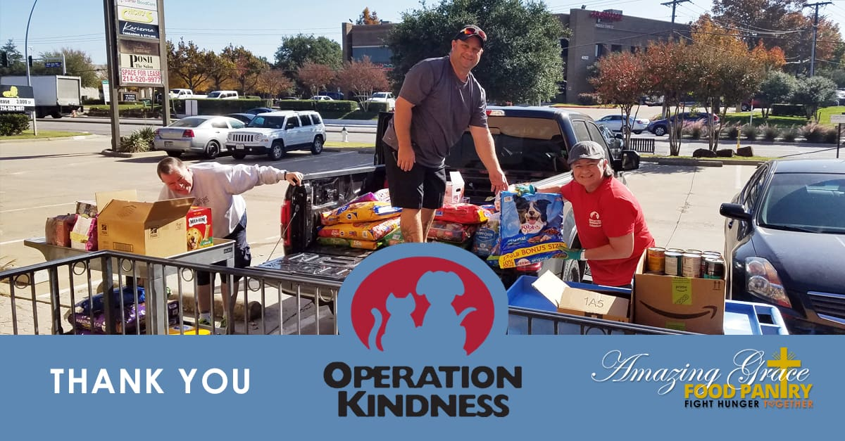 AGFP Social Update - November 2017 - Operation Kindness