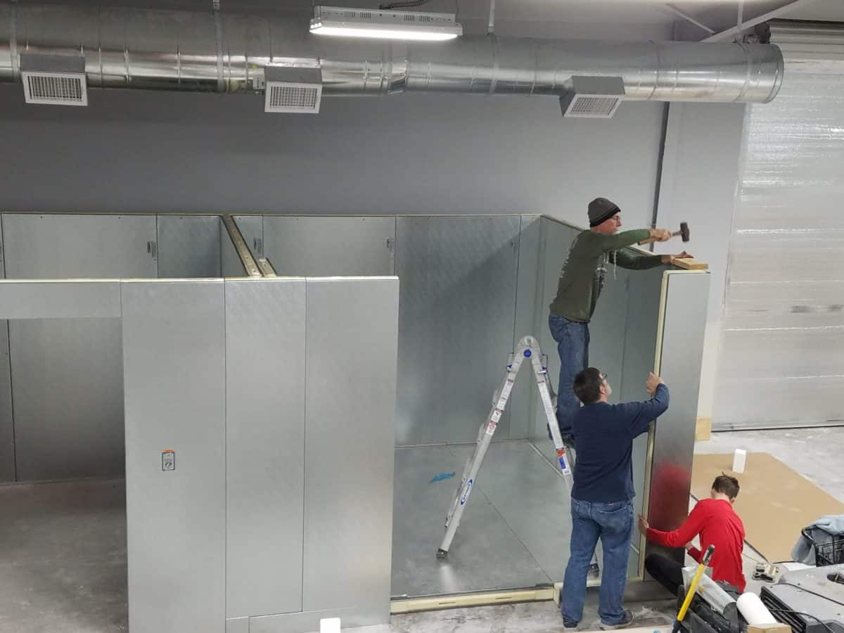 Cooler Build Team