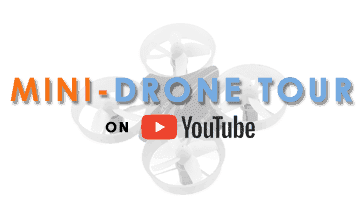 AGFP Mini-Drone Tour on YouTube