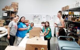 AGFP Volunteers 9-29-2018