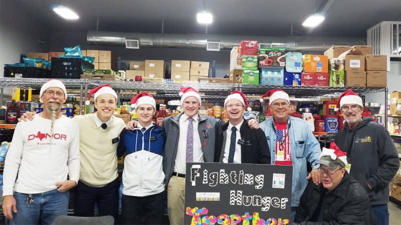 AGFP Social - Friday Santas