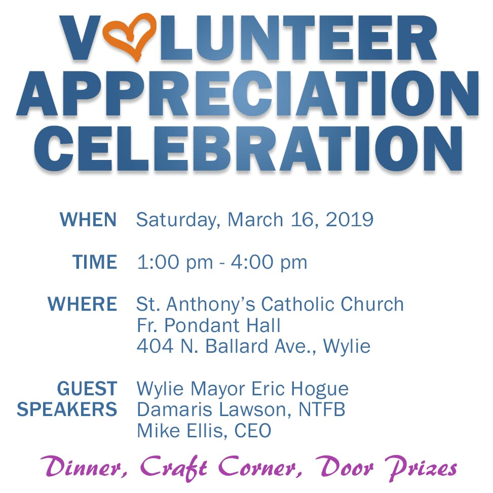 Volunteer Appreciation 2019 1