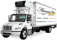 Refrigerated Truck for Pantry Retail Rescue
