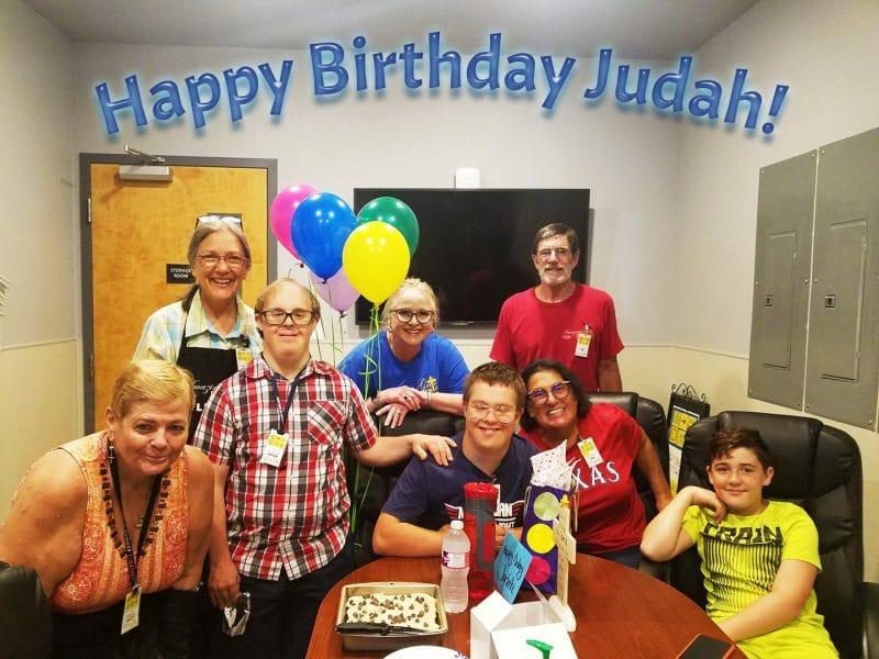 Happy Birthday Judah
