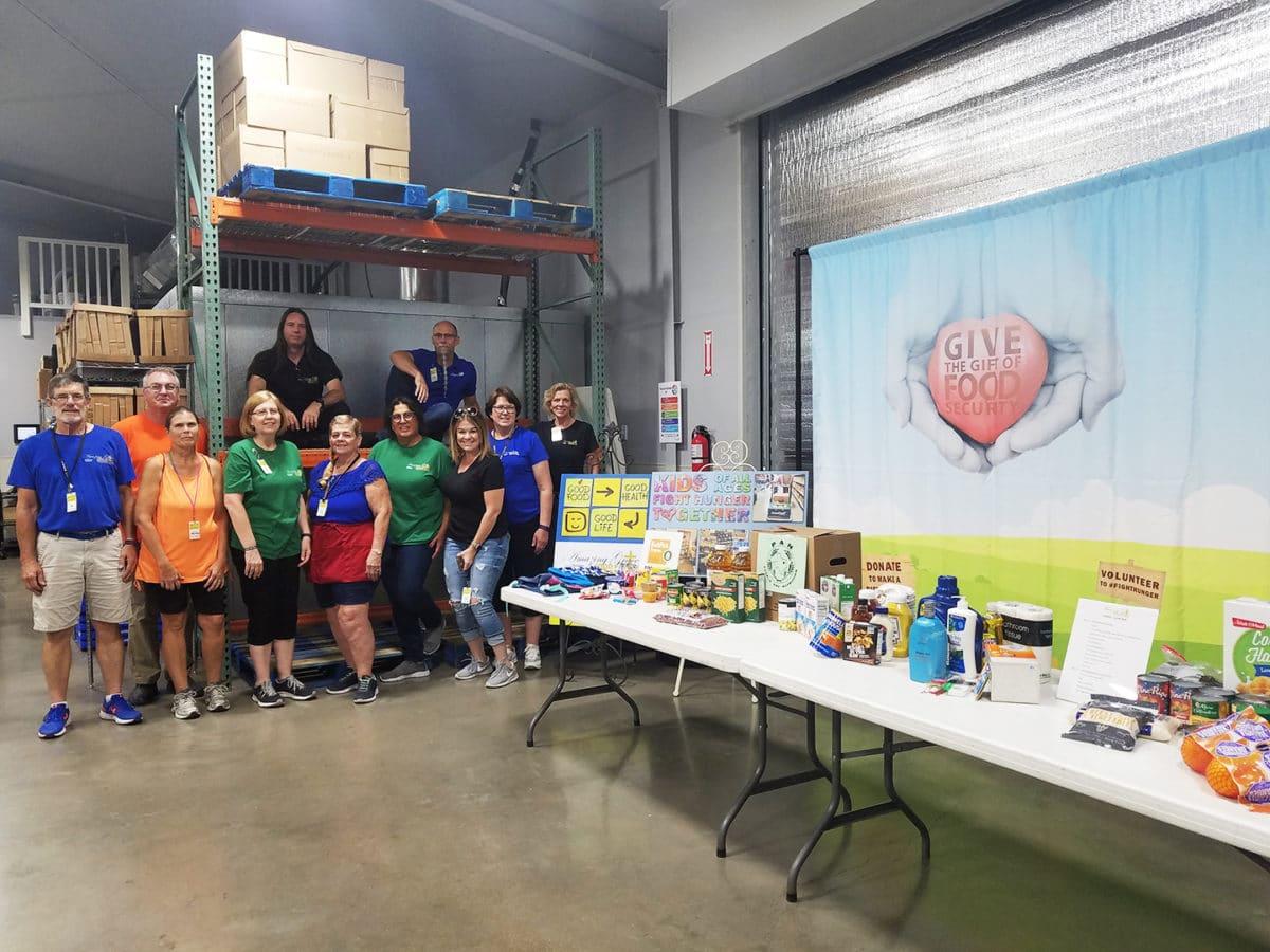 Open Pantry Event Volunteers