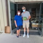 Rich is a client with Amazing Grace Food Pantry